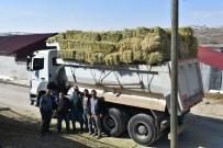 Bayburtlu Çiftçilerden Yusufeli'ne Yardım Eli