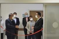 Çanakkale Devlet Hastanesi'nde Koroner Yoğun Bakım Ünitesi Hizmete Girdi