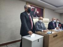 Çorum İl Genel Meclisi'nde Mehmet Bektaş Dönemi