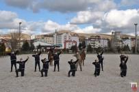 JAKEM'de 'Atlı Okçuluk Kursu' Tamamlandı