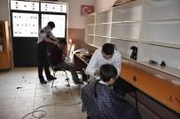 Jandarma Öğrencileri Tıraş Etti