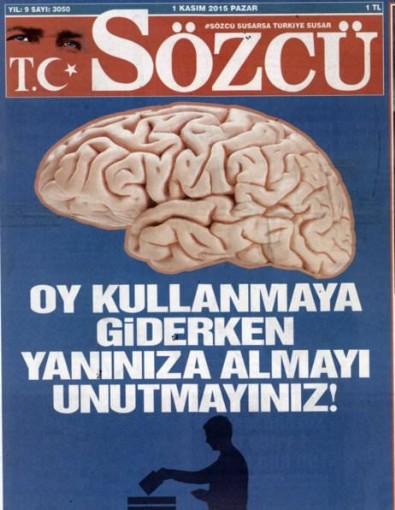 Kılıçdaroğlu'ndan halka hakaret eden Sözcü'de demokrasi masalı!