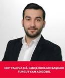 Muharrem İnce'ye Yakın CHP Yalova Gençlik Kolları Başkanları İstifa Etti