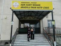 Posof Aşık Sabit Müdami Anadolu İmam Hatip Lisesi Bir İlke İmza Attı