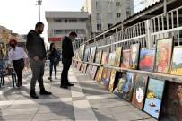 Şırnak'ta Ortaokul Öğrencileri Ünlü Ressamların 200 Eserinin Röprodüksiyonunu Yaptı