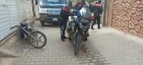 Şüphe Üzerine Durdurulan Motosikletler Çalıntı Çıktı