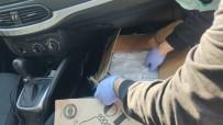 Tekirdağ'da Şüpheli Araçtan 494 Adet Kaçak Telefon Çıktı