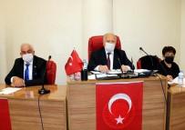 Yıldız, Yeniden Erzincan İl Genel Meclisi Başkanı Seçildi