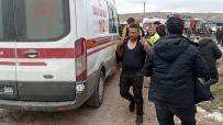 6 Kişinin Yaralandığı Patlamaya, Kesilmek İstenen LPG Tankı Neden Oldu (2)