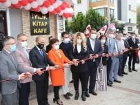 Adana'nın Artık  'İyilik Kitap Kafe'si Var
