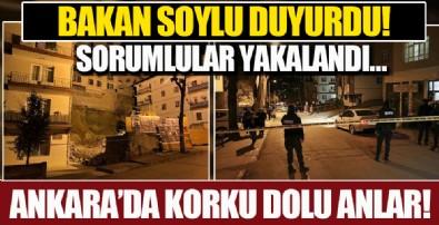 Ankara'da istinat duvarı çöktü! Sorumlular yakalandı...