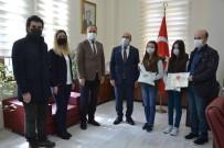 Biga'lı Öğrenci Türkiye Birincisi Oldu