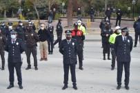 Burdur'da Türk Polis Teşkilatı'nın Kuruluş Yıl Dönümü Kutlandı