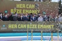 Diyarbakır'da Yeni Hayvan Bakım Ve Rehabilitasyon Merkezinin Temeli Atıldı