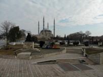 Edirne'de 'Korona' Sessizliği