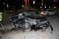 Elazığ'da Zincirleme Trafik Kazası Açıklaması 5 Yaralı