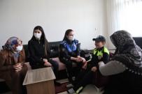Engelli Çocuğun Polis Üniforması Hayali Gerçekleştirildi