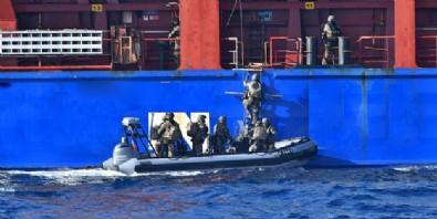 Fransızlardan Libya'da Türk gemisine baskın!