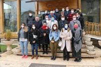 Gazeteciler, 'Medya, Kültür, Sanat Ve Turizm' Buluşmalarında Ahi Diyarı Kırşehir'de Konakladı