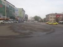 Iğdır'da Cadde Ve Sokaklarda Sessizlik Hakim