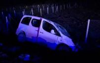 İki Araç Kafa Kafaya Çarpıştı Açıklaması 2 Ölü, 5 Yaralı