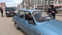 Kırıkkale'de Korona Virüs Denetimleri Açıklaması Sürücü Ve Yolcuların 'HES Kodu' Kontrol Edildi