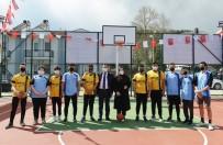 Kumbağ Meslek Lisesi Spor Sahasına Kavuştu