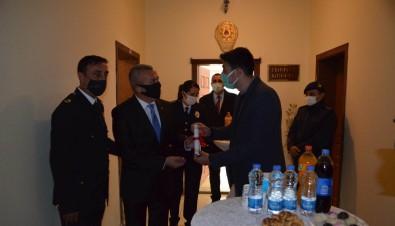 Mut'ta Görev Yapan Başarılı Polislere Üstün Başarı Belgesi