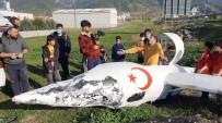 Osmaniye'de Garip Bir Olay, Hava Aracı Düştüğünü Duyan Koşup Geldi
