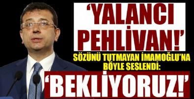 Sözünü tutmayan İmamoğlu'na Tuzla Belediye Başkanı Yazıcı'dan sert tepki!