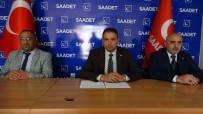 SP İl Başkanı İlhan Açıklaması 'Van'ın 100 Yıllık İmar Planı Çıkarılmalıdır'