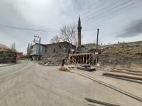 Tarihi Laçin Bey Cami Tadilat Alındı