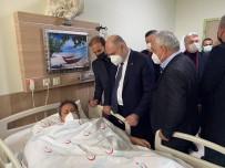 TBMM İdari Amiri Ali Şahin Kaza Yaptı