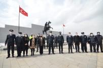 Türk Polis Teşkilatının 176'Incı Kuruluş Yıldönümü
