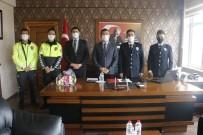 Yeşilhisar'da Polis Haftası Ziyaretleri