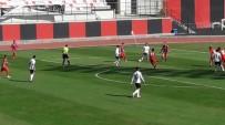 2. Lig Açıklaması Vanspor FK Açıklaması 1 - Kardemir Karabükspor Açıklaması 0