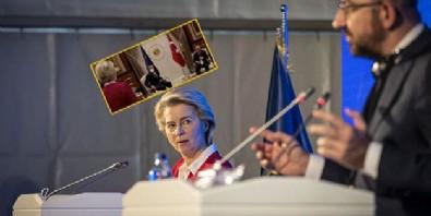 AB Konseyi Başkanı Michel'in istifası için imza kampanyası