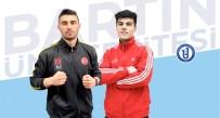 Bartın Üniversitesi'nin Milli Sporcuları Avrupa Kupası'nda 2 Madalya Kazandılar