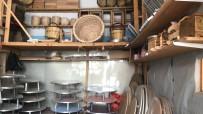 Bayburt'ta Yarım Asırlık Dükkânda Ahşap Ürünler Zanaatkarın Elinde Hayat Buluyor