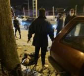 Denizli'de Trafik Kazaları; 3 Yaralı