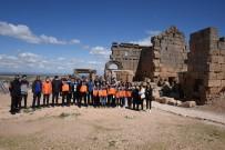 Diyarbakır AFAD Gönüllülerinden Zerzevan Kalesi'ne Çıkarma