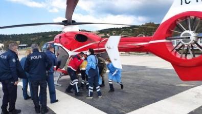 İzmir Foça'daki uçak kazasından tarihe geçen bir başarı çıktı
