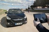 Jandarma 'Tabletten Plaka Tanıma Sistemi' Kullanmaya Başladı