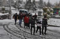 Karaman'da Uyuşturucu Operasyonu Açıklaması 7 Tutuklu