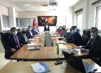 SGK İl Müdürleri Toplantısı Düzce'de Yapıldı