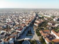Sokağa Çıkma Kısıtlamasında Kırklareli Sokakları Boş Kaldı