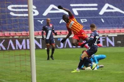 Süper Lig Açıklaması Kayserispor Açıklaması 0 - Antalyaspor Açıklaması 1 (Maç Sonucu)