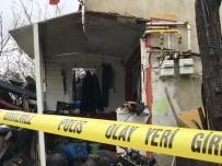 Tamirci Dükkanında LPG Tankı Patladı Açıklaması 1 Yaralı