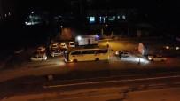 43 İlin Geçiş Güzergahında Virüse Geçit Yok Açıklaması Otobüs Ve Özel Araçlar Tek Tek Durduruldu