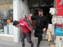 Aksaray'da Firari Şüpheli, Polisin Operasyonuyla Yakalandı